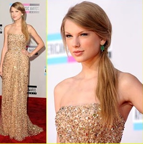 Taylor Swift Sparkly Dresses on Taylor Swift Sparkly Dress Ama
