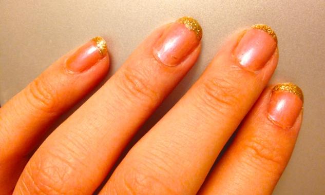 Midas manicure