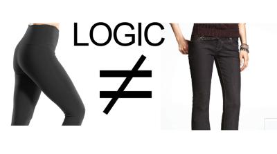 leggings not pants